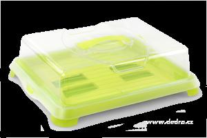 XXL vodnesfšecko s chladící patronou jasně zelený