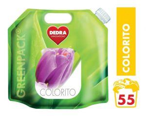COLORITO gel na barevné prádlo - 55 praní
