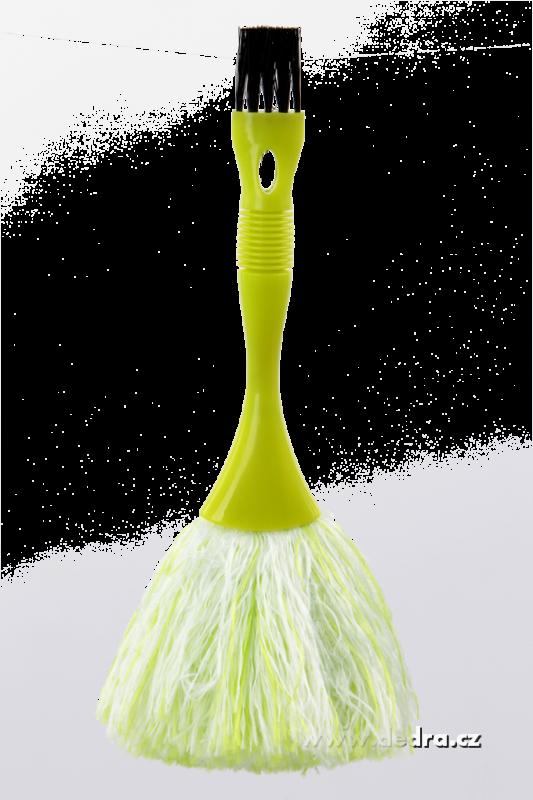 PRACHOVKA 2v1 oboustranná, zelená
