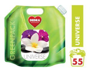 UNIVERSE gel 2750 ml na bílé i barevné univerzál. praci gel