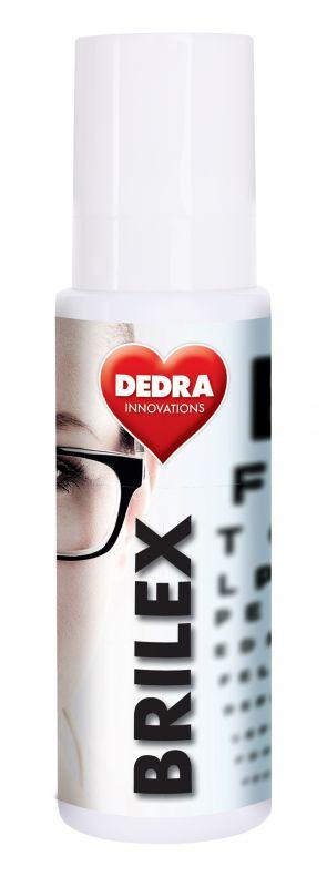 Brilexspray čistič brýlí 100 ml