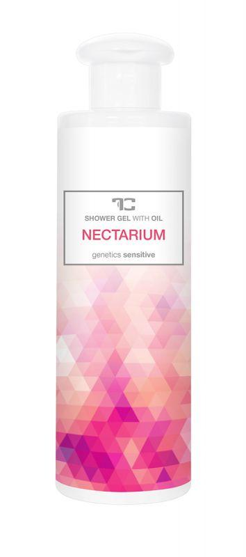 NECTARIUM sprchový gel s broskvovým olejem
