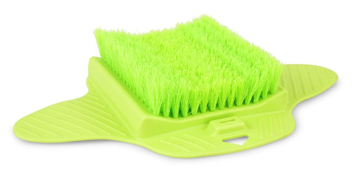 NOHOKARTÁČ S PŘÍSAVKAMI čistící kartáč na nohy