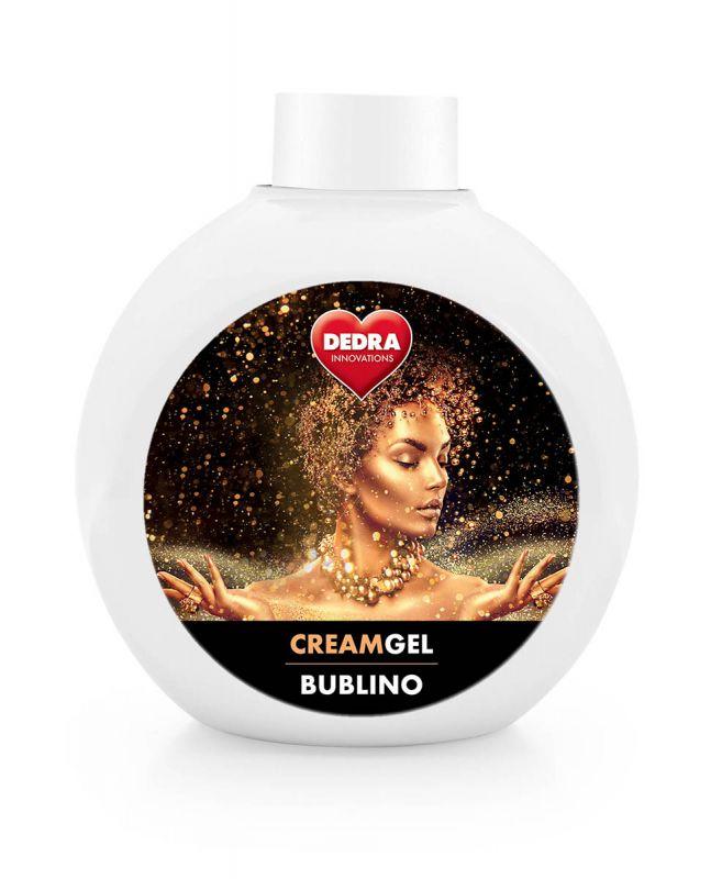 BUBLINO CREAMGEL gold tekuté mýdlo na tělo i ruce