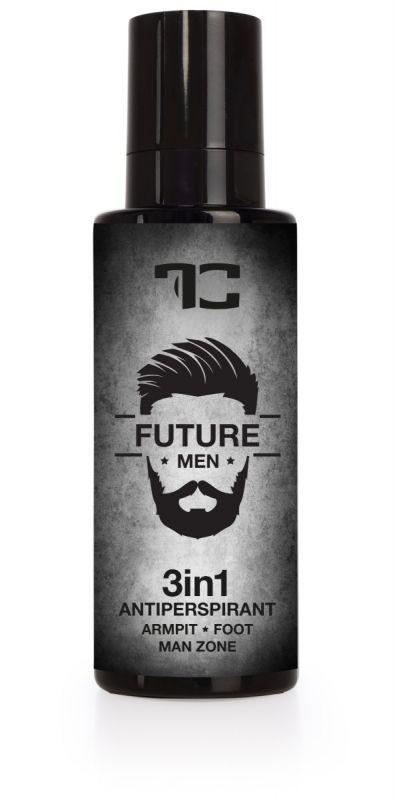 3v1 antiperspirant sprej pro muže FUTURE MEN
