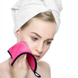 Sada 4 ks EKO-ODLIČOVAČŮ odličovací žínka z jemného mikrovlákna na odstranění make-upu GoEco®