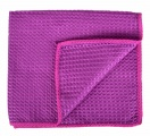 Utěrka z vaflového mikrovlákna fialová