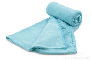 XXL ultrasavá podložka/ručník tyrkysová