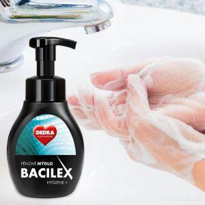 Pěnové mýdlo s antibakteriální přísadou BACILEX HYGIENE+, 300 ml Vaše Dedra s.r.o.
