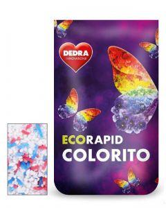 PRÁŠEK na barevné prádlo ECORAPID COLORITO 60 praní
