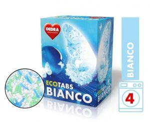 TABLETY na praní bílého prádla ECOTABS BIANCO