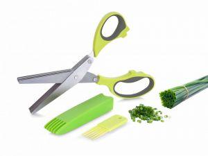BYLINKÁTOR nůžky na bylinky s 5 břity