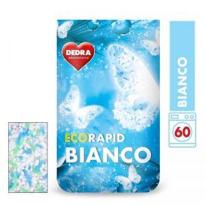 PRÁŠEK na bílé prádlo ECORAPID BIANCO 60 praní