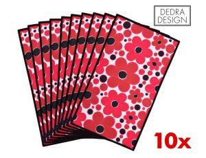 10 ks ultrasavé textilní kuchyňské utěrky GoEco® NEPAPÍR