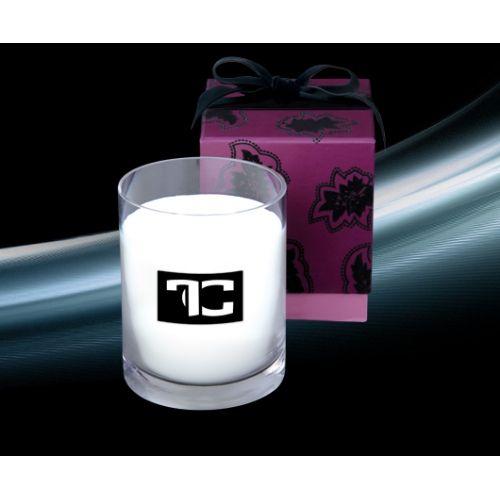 Krémová sojová svíčka Violet 1 kg