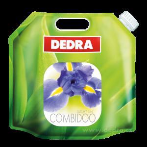 COMBIDOO gel 2750 ml na bílé i barevné prací gel s aviváží