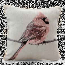 GOBELINO potah na polštář pink bird