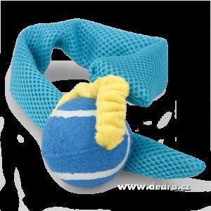 Házedlo - aportovací hračka 2v1 modrá