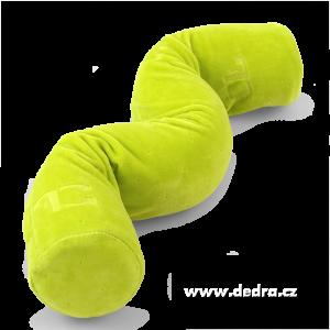 Multifunkční polštář tvarovatelný z paměťové pěny ANATOMIXX®