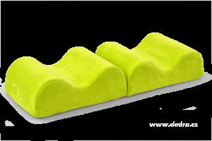 Rozkládací podložka pod nohy z paměťové pěny ANATOMIXX®