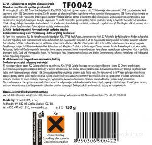 Odbarvovač na omylem obarvené prádlo 150 g FINITO