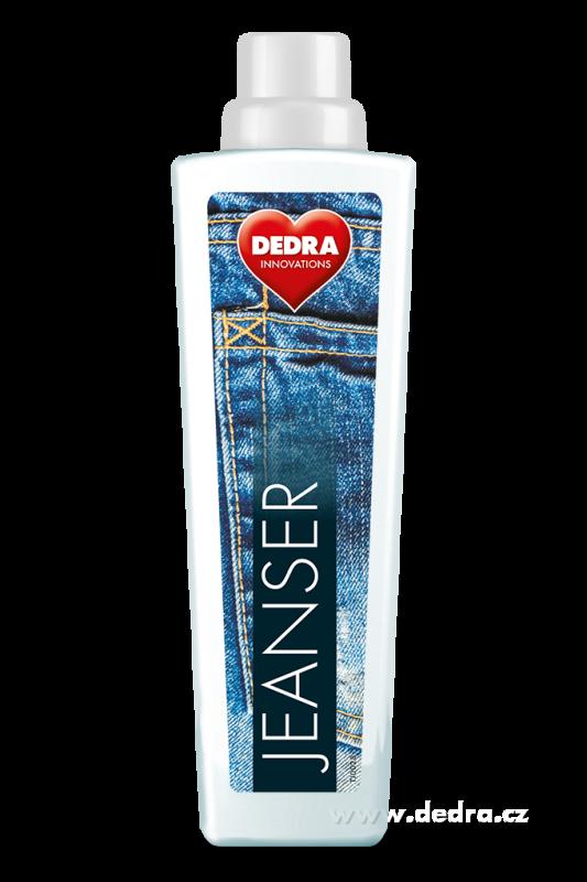 Prací gel na džíny a denimy 750 ml Vaše Dedra s.r.o.