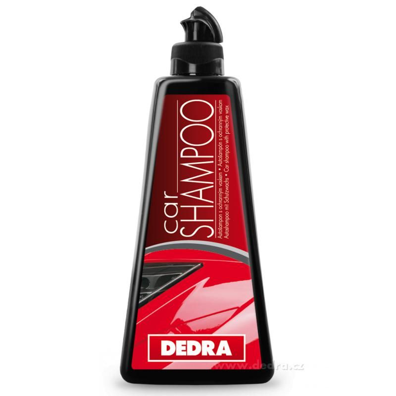 CAR SHAMPOO 2in1 500 ml autošampon Vaše Dedra s.r.o.