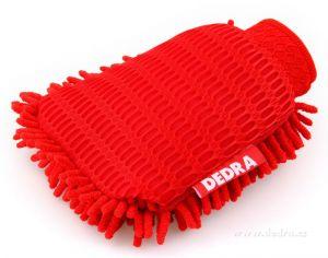 Univerzální čistící rukavice SASANKA červená