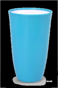Plastový kelímek 600 ml, modrý