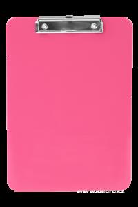 Podložka s klipem růžová