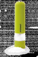XXL el. mlýnek s LED osvětlením zelený