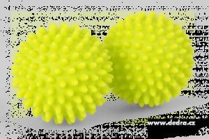 2 ks Ježko-koule do sušičky průměr: 8 cm