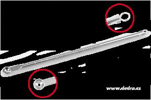 BeďarEX 2v1 expresor na akné a černé tečky
