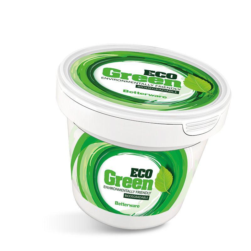 Zelená biologicky rozložitelná univerzální pasta