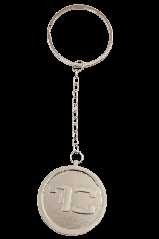 Medal kovový přívěšek silver