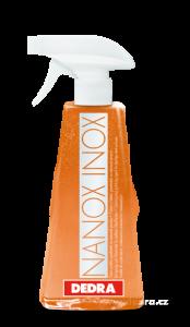 NANOX INOX čistič na nerez. plochy