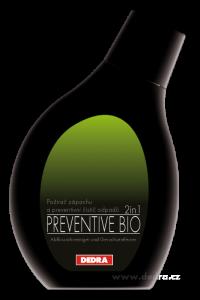 PREVENTIVE BIO 500 ml proti zápachu odpadů