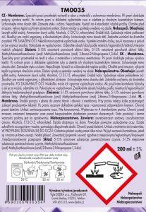 MEMBRANO 200 ml na ochranné membrány