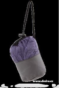 XXL ultrasavá podložka/ručník fialová