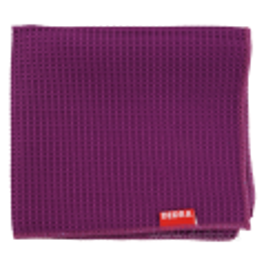 XL ultrasavá utěrka z vaflov.mikrovlákna fialová
