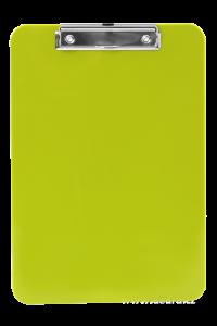 Podložka s klipem zelená