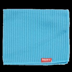 XL ultrasavá utěrka z vaflov.mikrovlákna tyrkysová