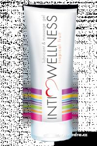 INTIMWELLNESS gel lubricant & massage tropical fruit