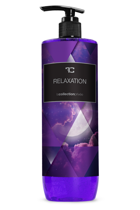 SHOWER CREAM relaxation LA COLLECTION PRIVÉE