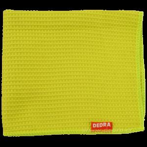 XL ultrasavá utěrka z vaflov.mikrovlákna jasně zelená