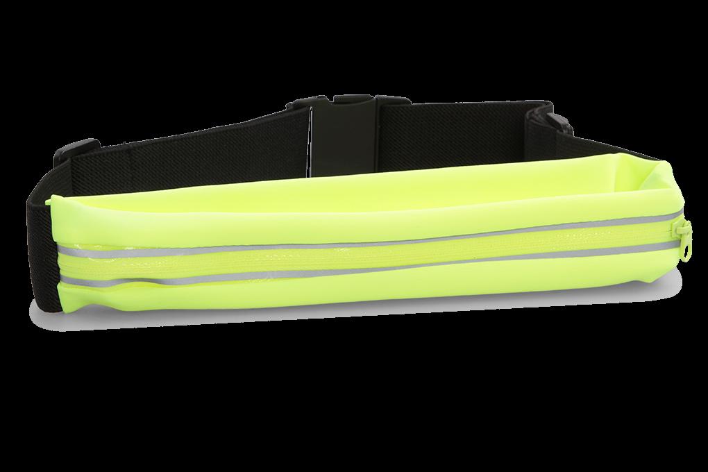 Univerzální pouzdro sportovní,kolem pasu neonově zelené