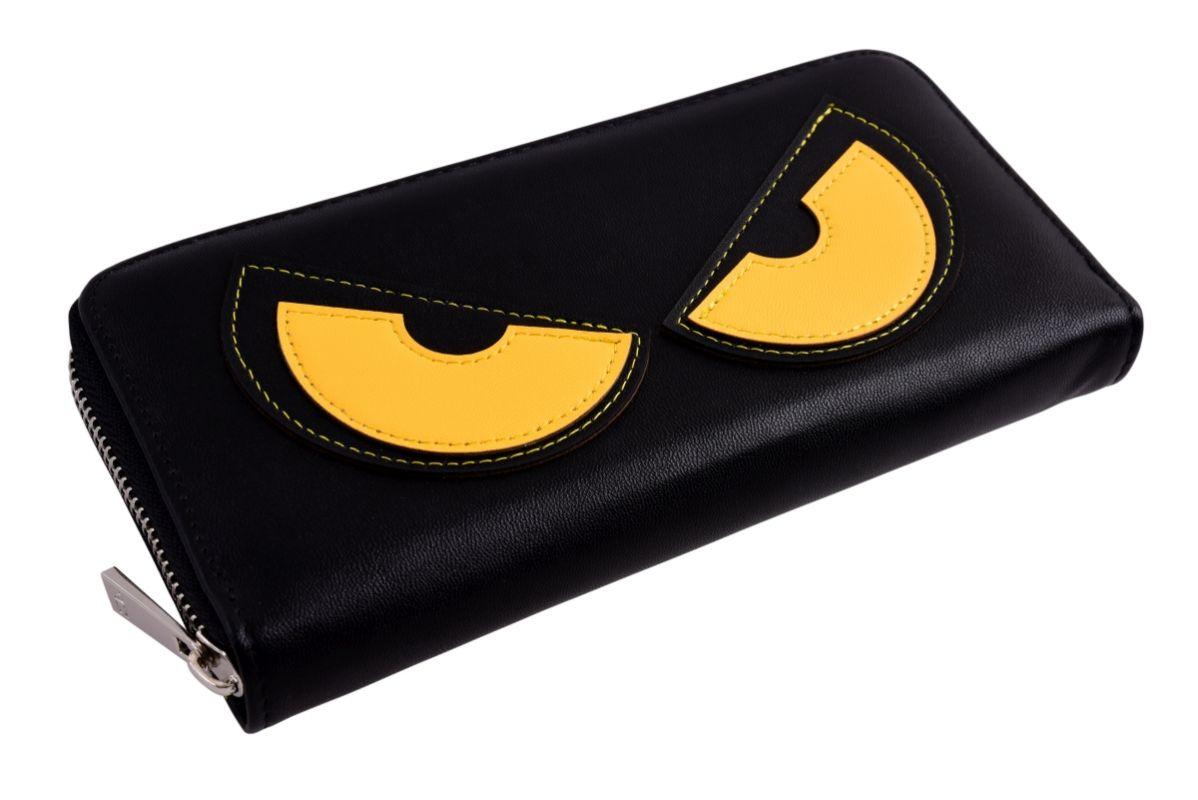 Peněženka REBELITO® z ekokůže black