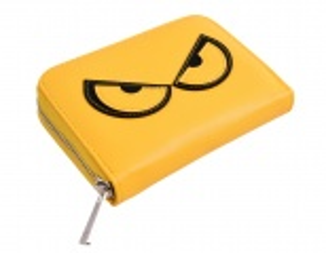 Peněženka REBELITO® z ekokůže yellow