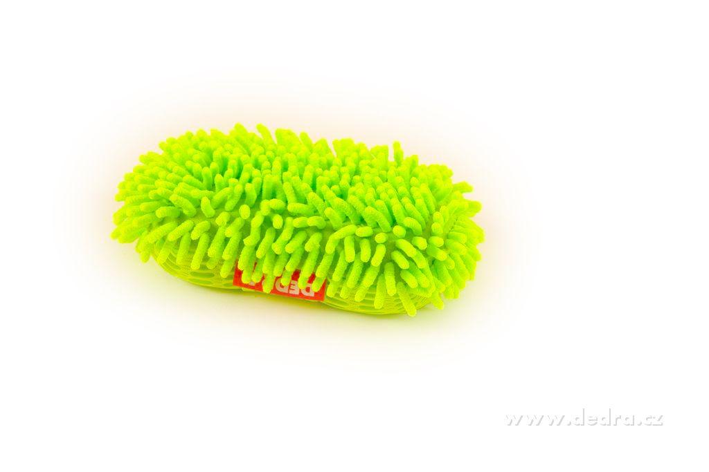 SASANKO-HOUBA jasně zelená 24 cm x 15 cm