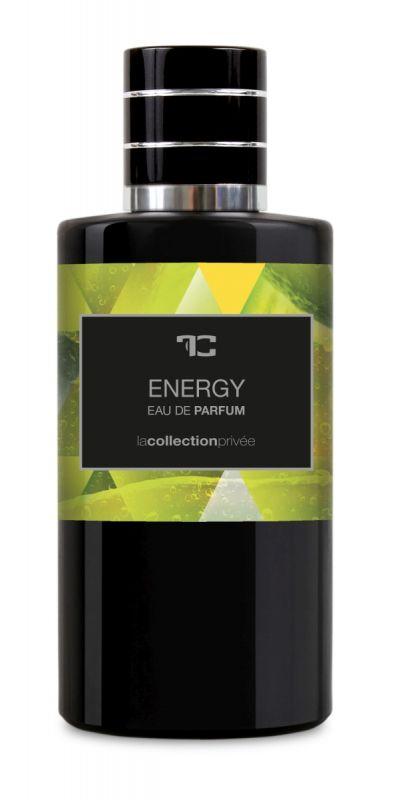 EAU DE PARFUM energy LA COLLECTION PRIVÉE